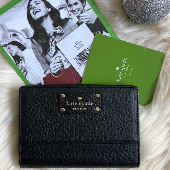 c5209e73b10f8 Kate Spade Bay Street Tellie Medium Wallet